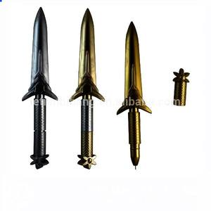 LT-Y863 fancy Mini sword pens, pen knife