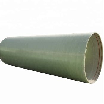 Frp Fibreglass Round Pipe/frp Tube And Frp Pipe - Buy Light Weight And High  Strength Frp Pipe,Frp Grp Gre Rtr Pipe,Frp Conduit Pipe Product on