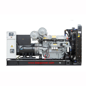 BA Power price of 1000kva diesel generator For Industry