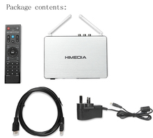 Android Box Tv Himedia H9 Global Iptv Box
