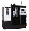 Hot selling china XH7125 3 ,4 axis vertical cnc milling machine mini metal cnc milling machine