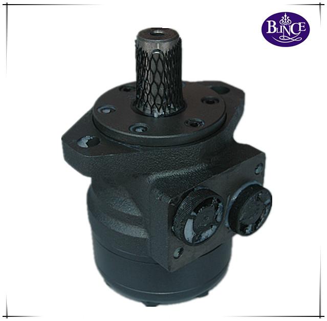 Унций 80cc гидравлический двигатель, небольшой гидравлический двигатель для тракторов, компактная структура Гидравлические орбите двигателя