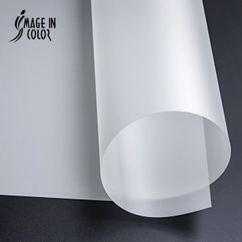 Eco solvent clear matte light printing transfer vinyl