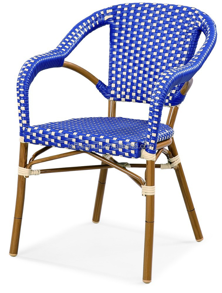 Factory Wholesale Outdoor Patio French Rattan Bamboo Look Chair   Buy  Bamboo Frame Rattan Chair,French Bistro Rattan Chairs,Rattan Outdoor  Reclining Chairs ...