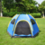 Outdoor Large Works Tents Sunshade Summer Camping Garden Teepee Tent Fishing Rainproof Event Tents