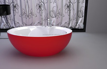 Vasca Da Bagno Rossa : Vasche da bagno economiche vasca da bagno particolare foto di casa