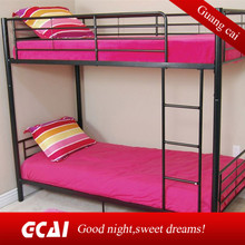 Hostel cheap bunk beds with mattresses