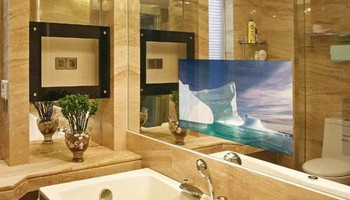 Smart Bathroom Tv Mirror