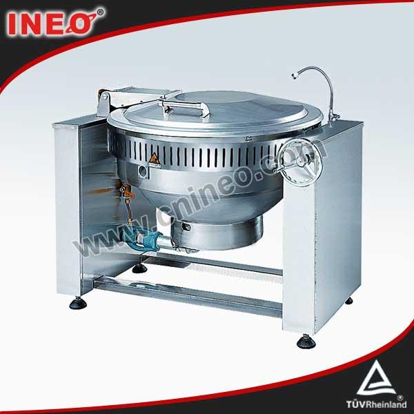 150l grande chino de acero inoxidable equipo de cocina for Ollas para cocina industrial