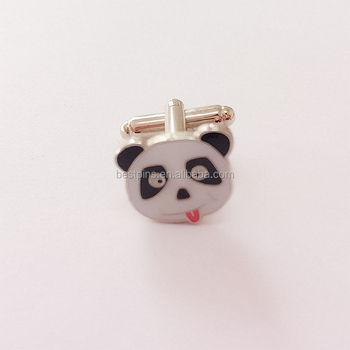travel china souvenir gifts cute panda cufflinks buy china gifts