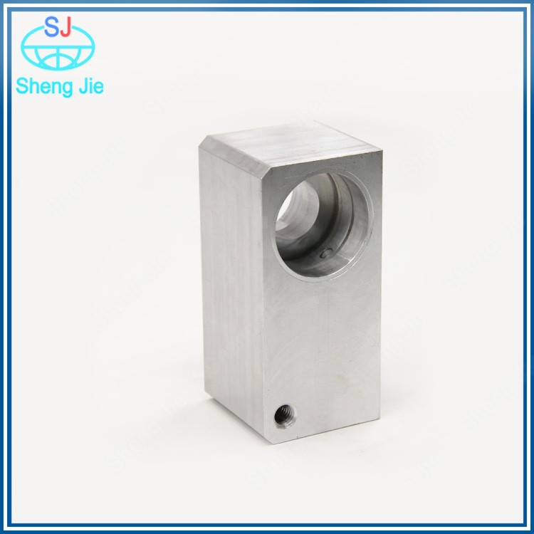 ShenZhen factory stainless steel aluminum CNC precision machining milling turning parts