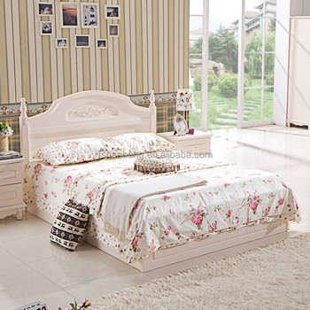 Swell Korean Simple Style Furniture Double Bed Buy Luxury Korean Style Bedroom Furniture Set Simple Fashion Home Furnishing Simple Double Bed Solid Wood Download Free Architecture Designs Ogrambritishbridgeorg