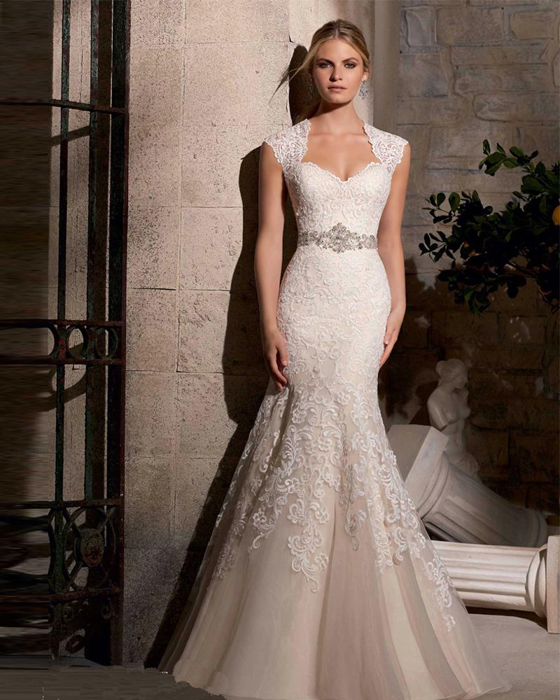 Vestido De Noiva Renda Vintage Lace Princess Wedding Dress: Aliexpress.com : Buy Restido De Noiva Renda 2015 Sexy