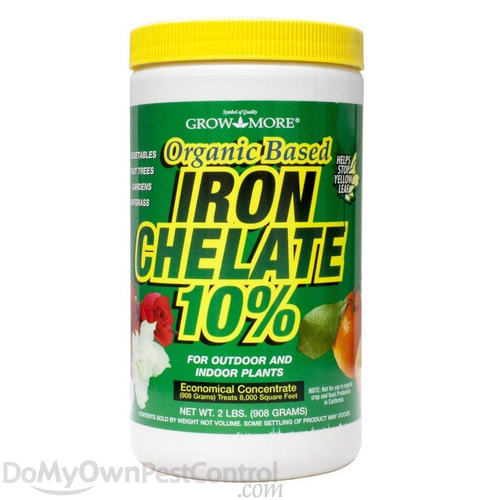Grow More Organic Based Iron Chelate 10%