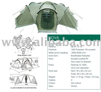 NOVA 12-PERSON TENT  sc 1 st  Alibaba & Nova 12-person Tent - Buy Large Family Camping Tent Product on ...