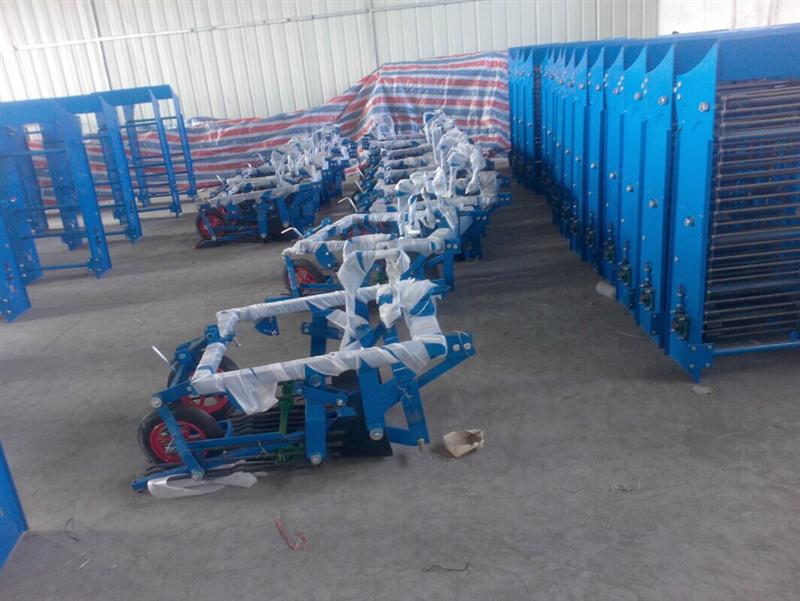 zoomlion crane with best price potato harvesting equipment with high quality
