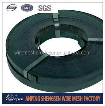Galvanized Steel Packaging Tape / Metal Strap (0.36-1.2mm/16-50mm ...