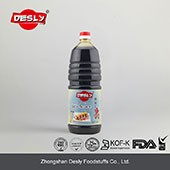 Low-salt Less Sodium Healthy Japanese Soy Sauce 300ml