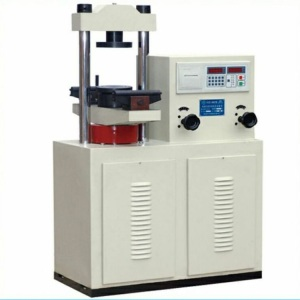 Building Materials Hydraulic Compressive Test Instrument