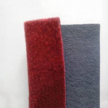 Polyester Needle Punched Non Woven Foam Backed Carpet