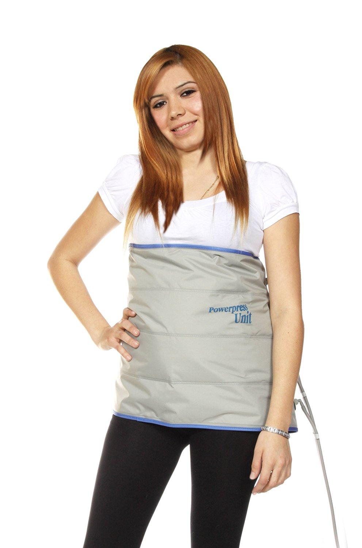 Air Compression Garment - Full Leg, Half Leg, Arm, Waist, Extender, Hose Etc (Waist Garment (L) -Single)