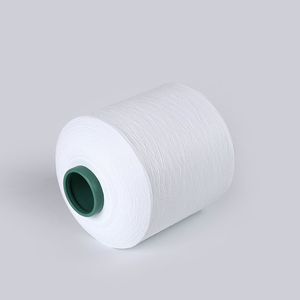 pet recycled polyester filament yarn 50D with GRS certificate for make  environmental decorations