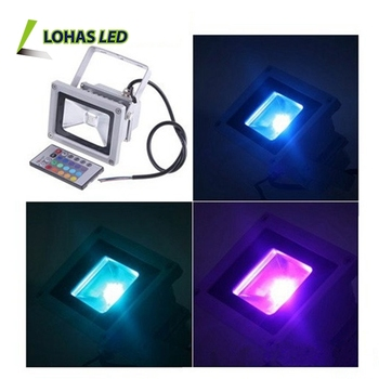 lohas led led flood light 50w led flood light 100w led flood light christmas color changing