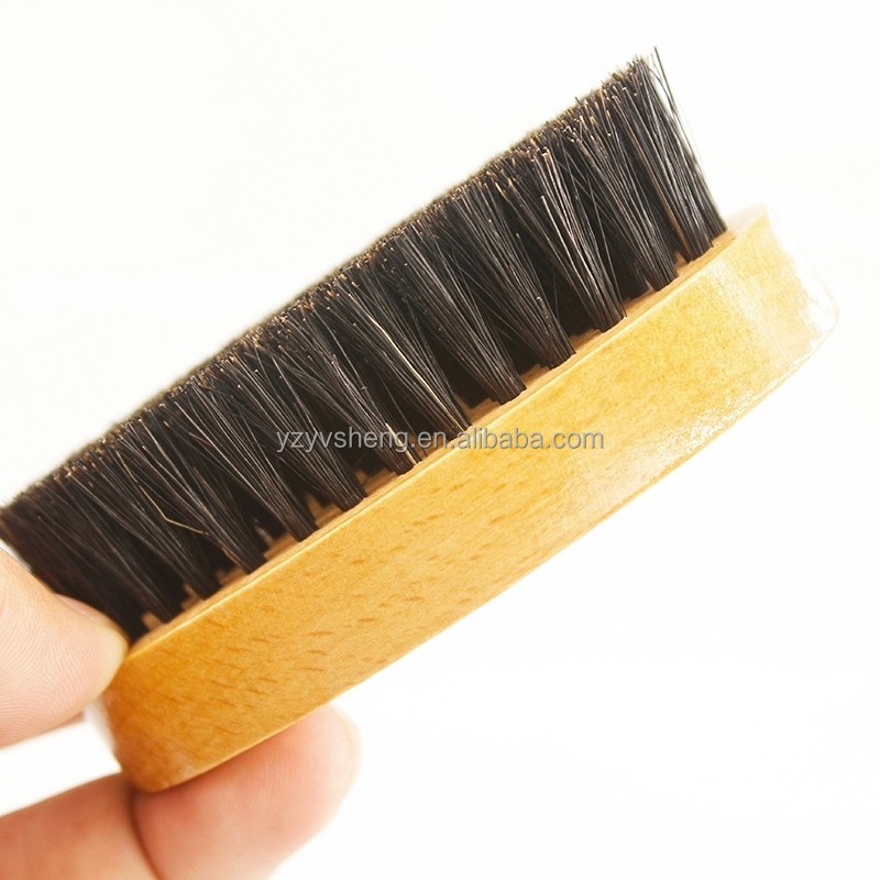 OEM Grooming Set - Beard Brush & Comb Boxed Gift Set - Made from 100% Genuine Peach Wood & Natural Boar Bristles