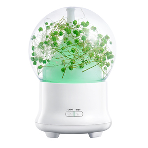 Colorful Air Humidifier Flower Aroma Diffuser Aromatherapy essential oil diffuser