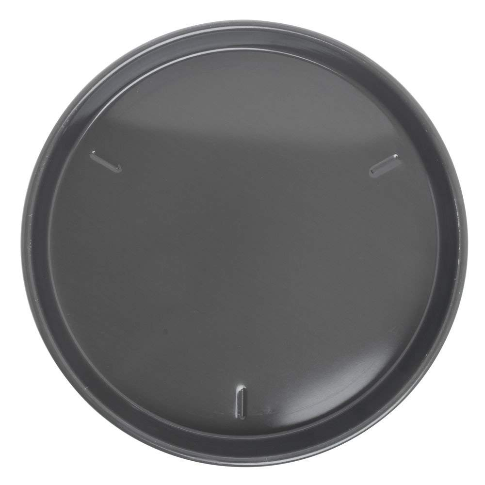 "Bundy Chicago Metallic BAKALON Aluminum Deep Dish Pizza Pan with AMERICOAT Plus Clear Silicone Glaze - 15"" Dia x 1 1/2"" D"