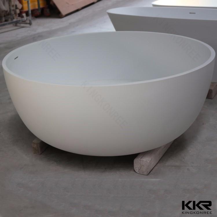 Vasca da bagno rotonda dimensioni bagno sanitari usato portatile ...