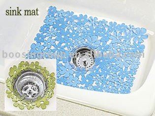 Silicone Sink Mat, Sink Protector