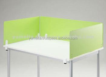 Japonais de haute qualité table de meubles bureau bureau partition