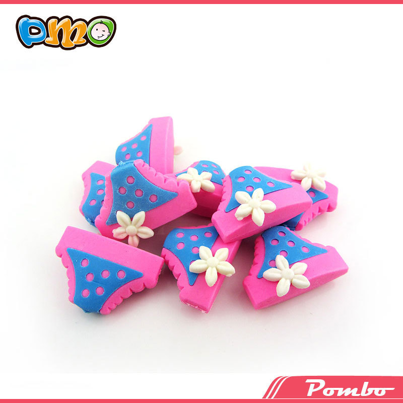 Hot sale bulk 2b pencil eraser special for exam