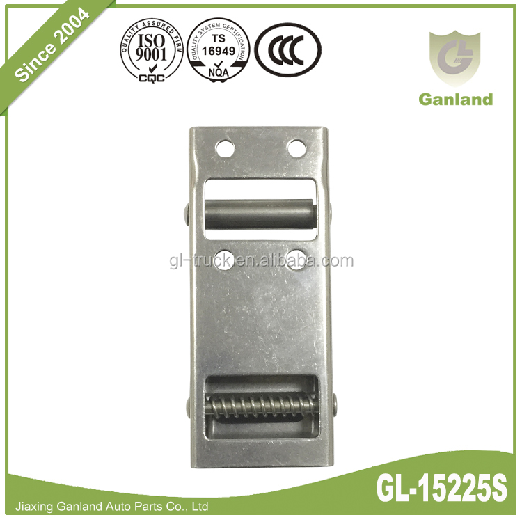 GL-15225S Stainless Steel Side Curtain Truck Trailer Tysafe Buckle