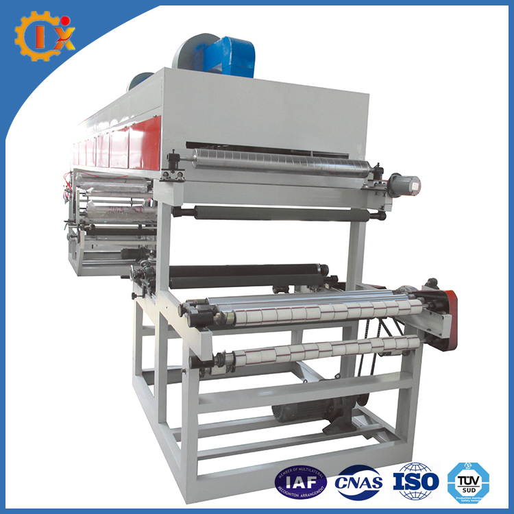 Small 2 Colour Flexo Printing Tape Making Machine