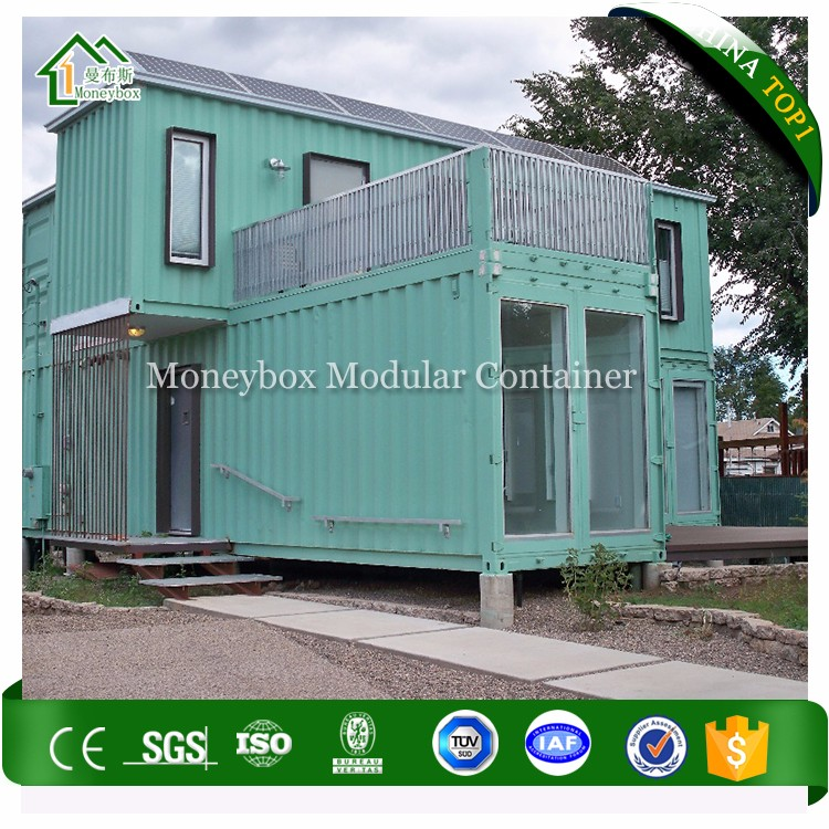 China Portable Modular Container Homes For The Usa