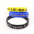 2019 Direct Factory Cheap Price Custom Print Embossed Logo Promotional Custom Silicone Bracelet Wristband