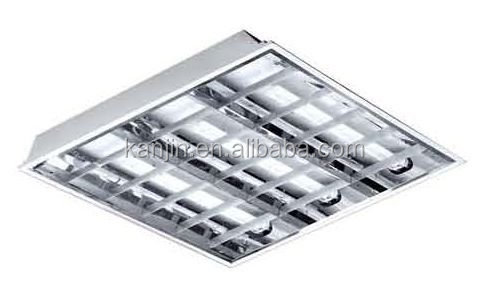Energy Saving Fluorescent Light Fixtures (recessed Type With Pl ...