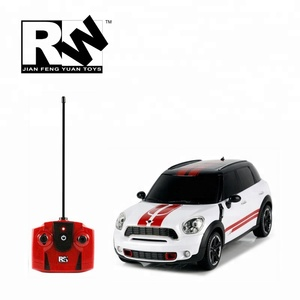 1:18 scale MINI Countryman Cooper S ALL 4 remote control car make in Chenghai
