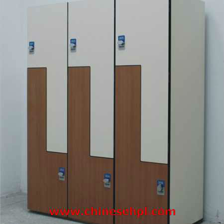 Lijie HPL Laminate Door Fire Rated Lockers systems