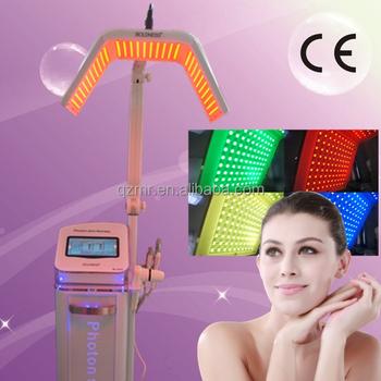 Pdt Led Lighting Beauty Salon Machine /blue Light Therapy Acne ...