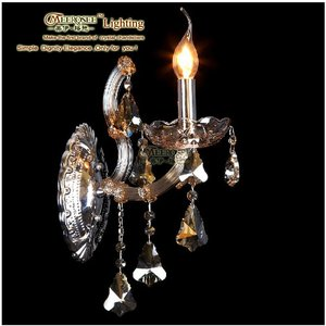 Special Offer Chandelier Wall Mounted Lamp, Crystal Wall Light Candle Lamp, Decorative Wall Lamp