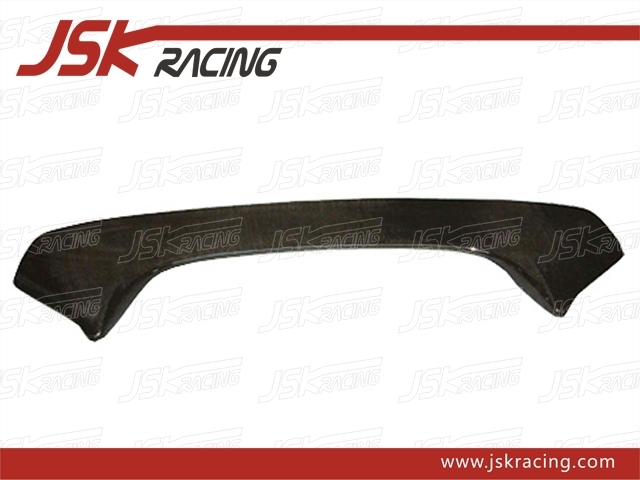 CARBON FIBER REAR SPOILER WING FOR 2001 SUBARU IMPREZA 5 6 STI (JSK240207)