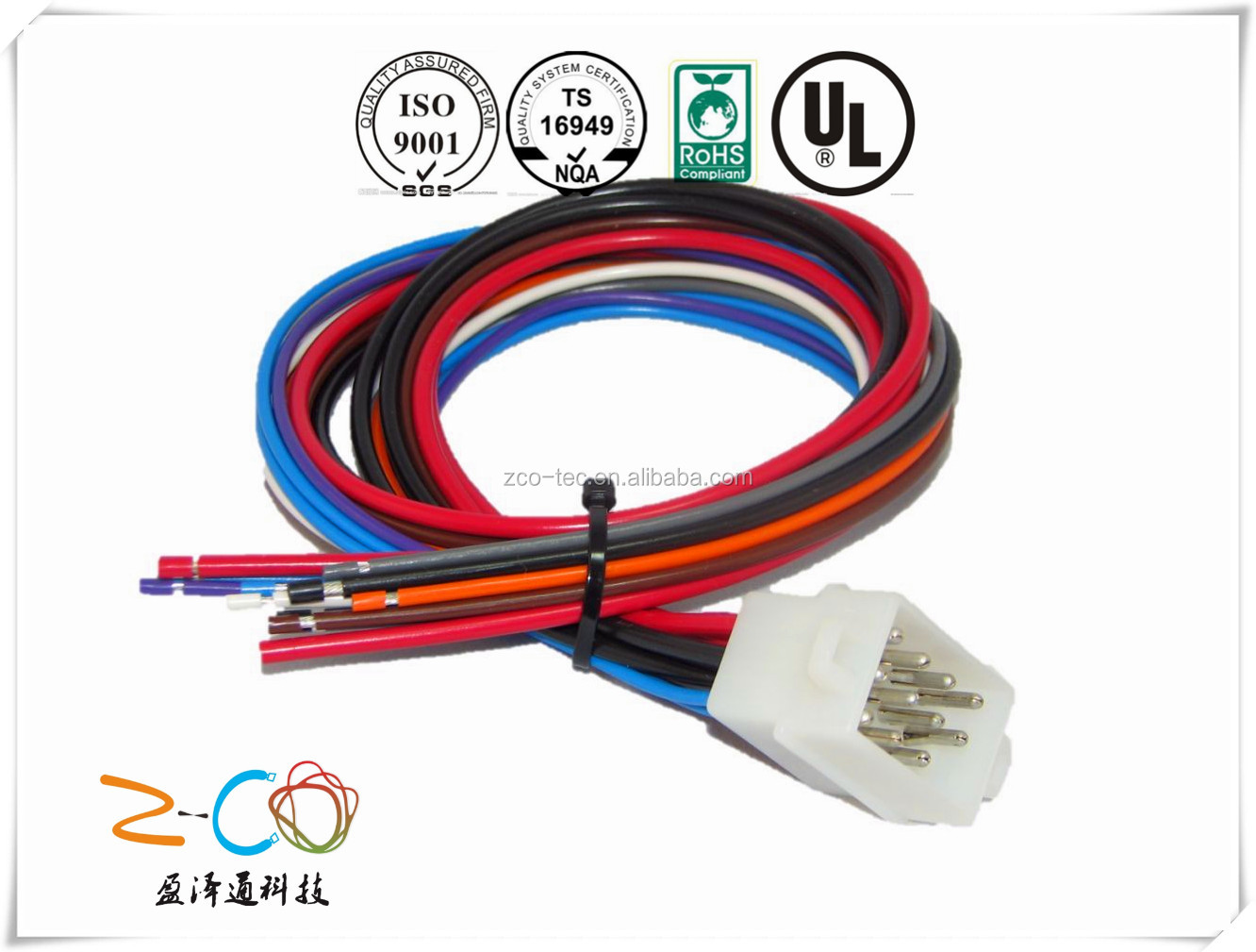 Wire Harness Wrapping Tape With Jst - Buy Wire Harness Wrapping Tape,Game  Machine Wire Harness,Wire Harness Wrapping Tape With Jst Product on  Alibaba.com