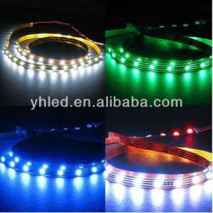 Rgb 5050 led strip outdoor high quality waterproof IP67 michaels ribbon