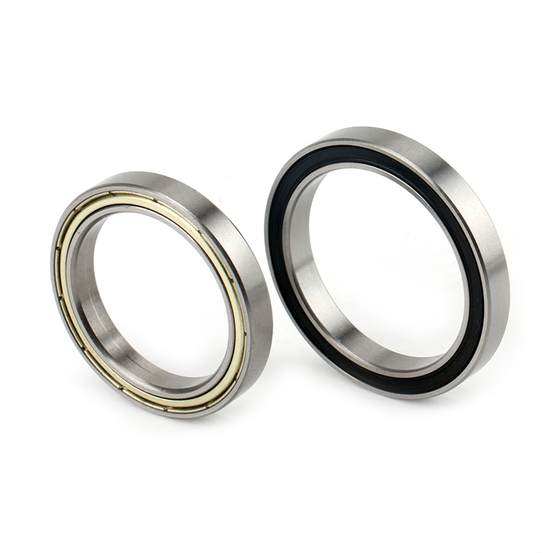 PEEK PI nylon brass steel bearing cage for ceramic ball bearing