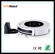 Christmas Reliable Quality gift auto mopping robot for 2017 new improvement