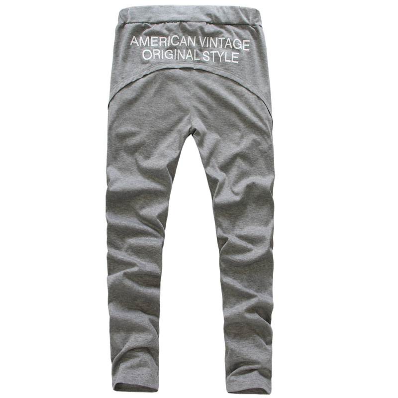 a65ed1ca4a Get Quotations · Original Style Harem Pants 2015 New Baggy Sweatpants  Fashion And Leisure Time Harem Pants Men Original
