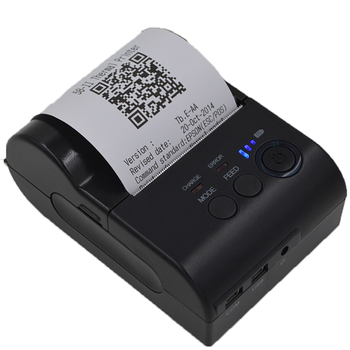 Zjiang Commercial Business Mini Portable Printers Bluetooth For Android  Mobile Phone With Newest Sdk Zj-5801 - Buy Printer,Commercial Business Mini